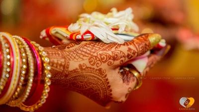 Indian wedding ritual photos