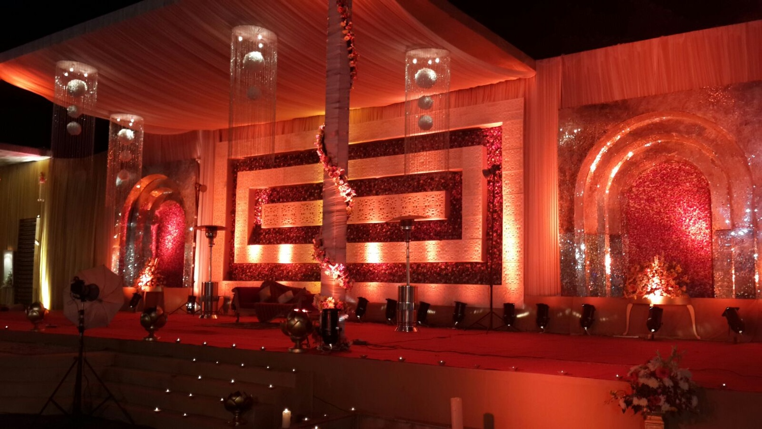 Wedding architects wedding decorator in delhi weddingz overview junglespirit Choice Image