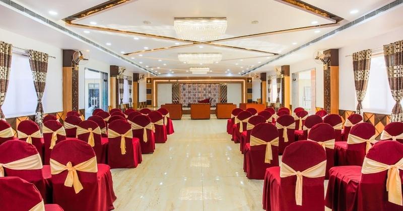Hotel Aryan, Gomti Nagar, Lucknow