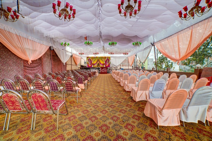 BR Lawn Baraura Hussain Bari Lucknow - Banquet Hall