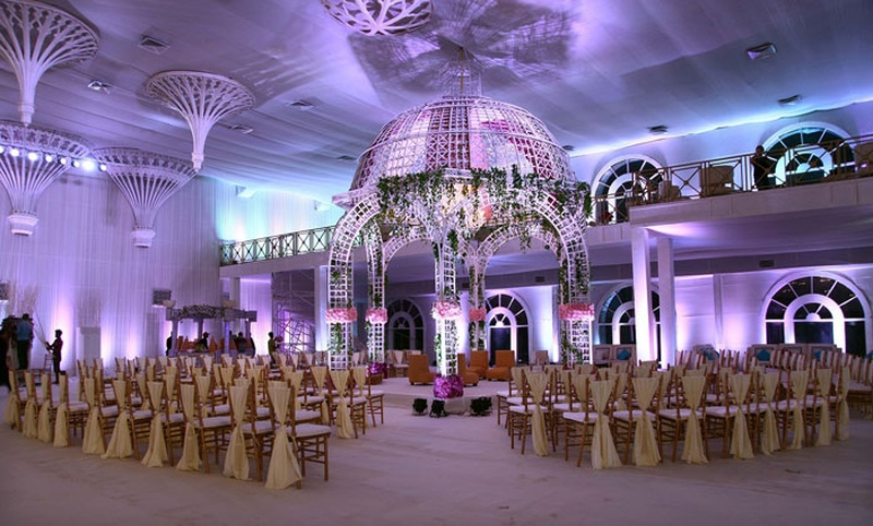 6 Wedding Venues in Delhi Which Allow Outside Caterers!