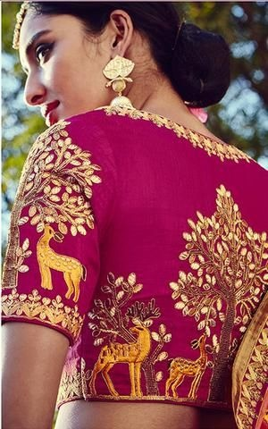 25 Blouse Sleeves Designs Every Bride Needs To Check Out Before Going To The Tailor Bridal Wear Wedding Blog,Fade Haircut Designs For Black Boys