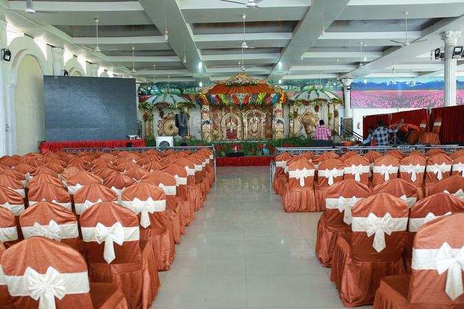 Majestic Garden Erragadda Hyderabad - Banquet Hall