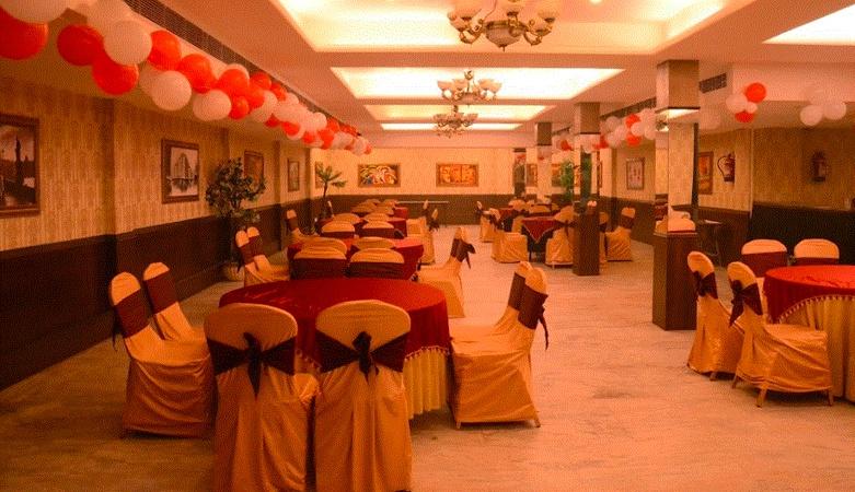 Awadh Fine Dine Restaurant Model Town Panipat - Banquet Hall