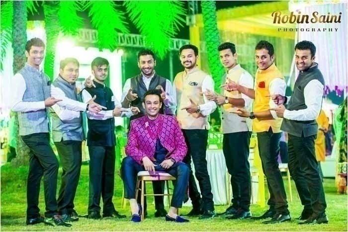 Boys' Sangeet
