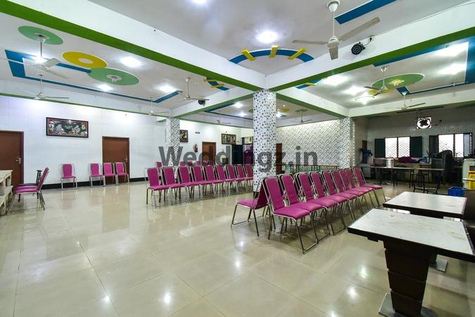 Maha Raja Shikanji Restaurant and Banquet Partapur Meerut - Banquet Hall