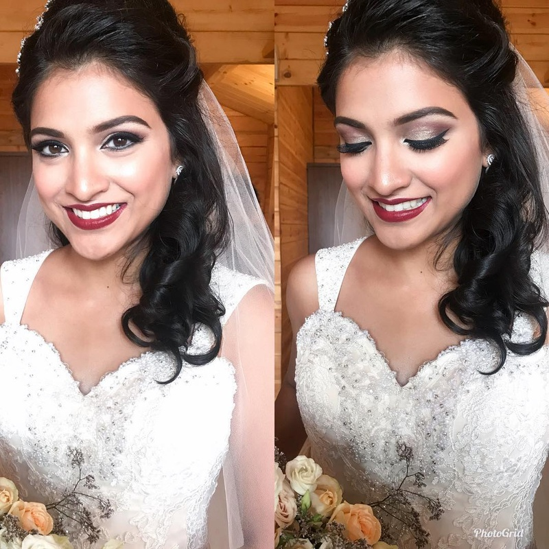 Bridal Makeup Looks Which Rocked The 2018 Indian Wedding Season Blog