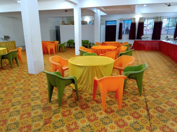 Sri Sandohan Palace Telibagh Lucknow - Banquet Hall