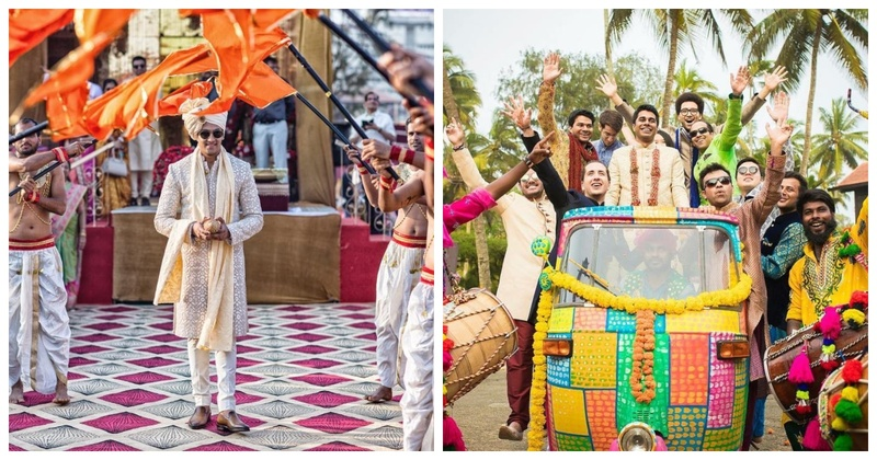 8 Coolest groom entry ideas for the new-age dulhas!
