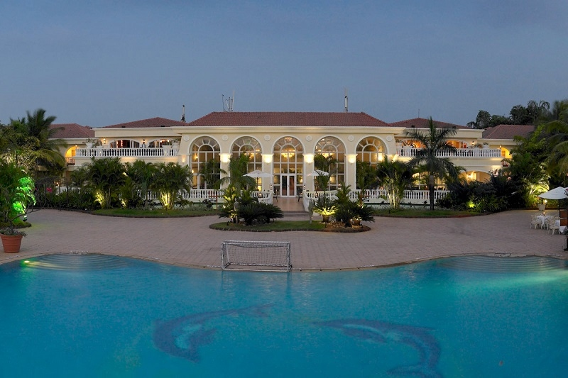 Hotellit PohjoisGoa Intia  Aurinkomatkat