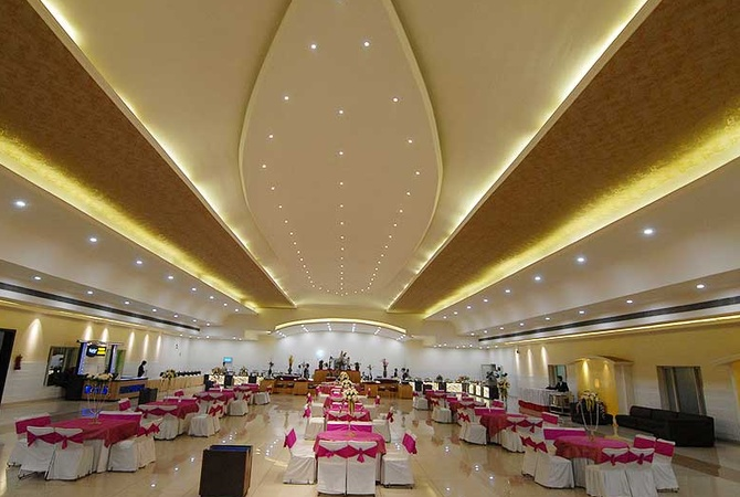 JK Resorts Gill Road Ludhiana - Banquet Hall