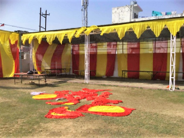 Hariyali Lawn Sitapur Road Lucknow - Banquet Hall