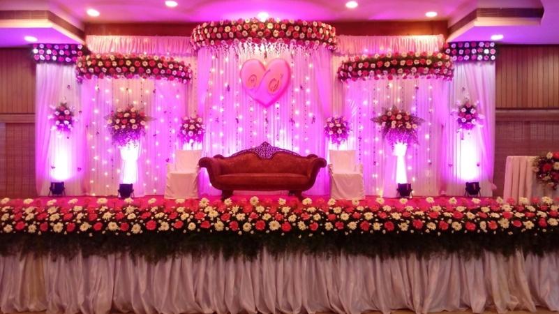 Shanthi Thirumana Mandabam Tambaram Chennai - Banquet Hall