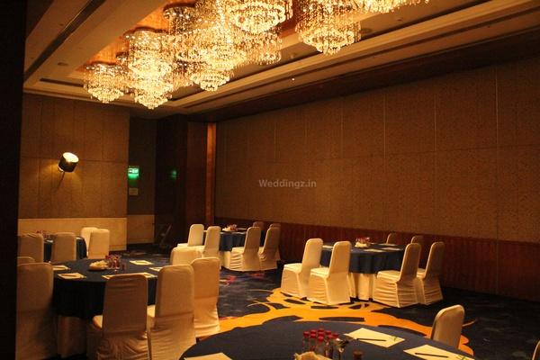 Holiday Inn Jaipur City Centre Bais Godam, Jaipur   Banquet Hall   Wedding  Lawn   WeddingZ.in