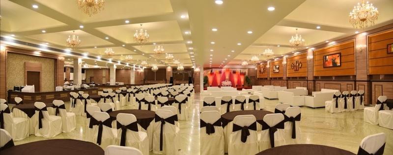 The Headquarter Banquet Hall, Maharana Pratap Nagar, Bhopal