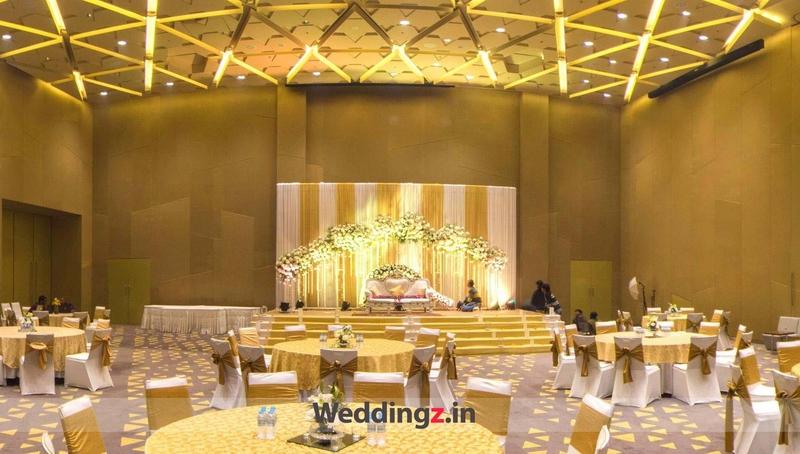 Vivanta by Taj Dwarka, Delhi | Banquet Hall | 5 Star Wedding Hotel | WeddingZ.in
