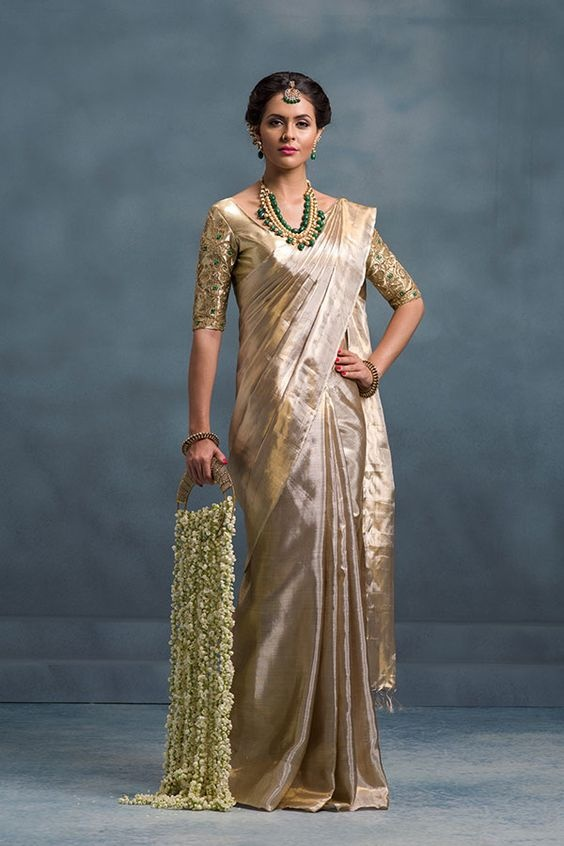 20 Designer Sarees For Wedding That You Will Love To Wear