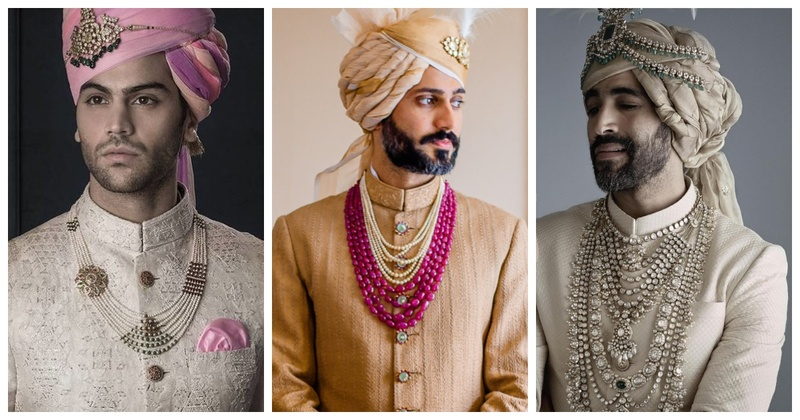 10 Jewellery ideas for to-be-grooms which you shouldn't miss!
