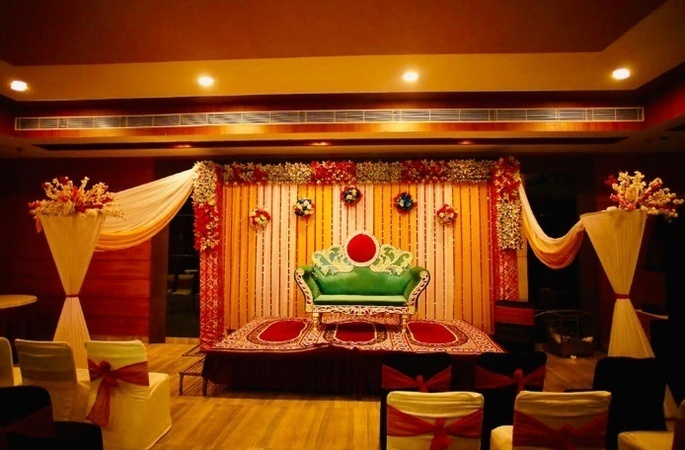 Hotel Oasis Blue, Maharana Pratap Nagar, Bhopal