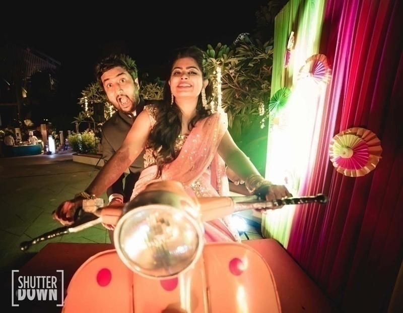 Sangeet and Shagun