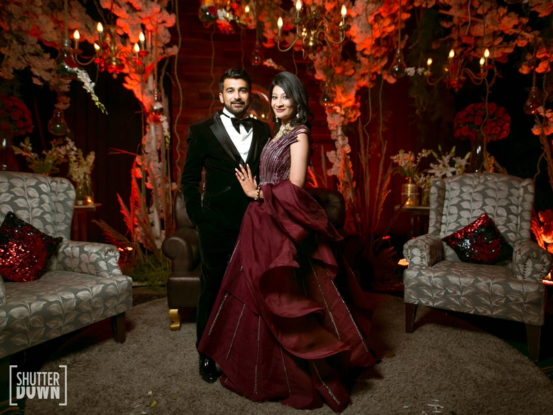 Stuti and Mrinal Goa Wedding
