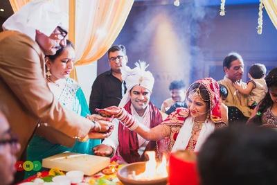 Kanyadaan ceremony