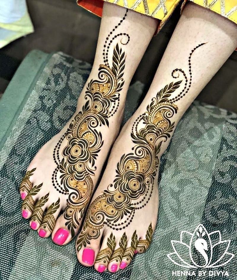 25 Latest Inspiring Mehndi Designs for 2019 Weddings , Blog