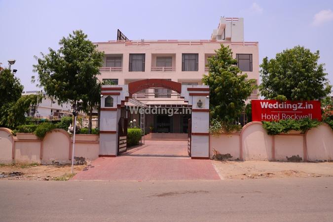 Hotel Rockwell New Sanganer Road Jaipur - Banquet Hall