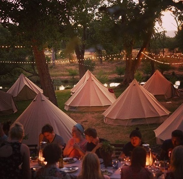 Camping Wedding Ideas: 5 Unusual Outdoor Wedding Venues And Theme Ideas That Are