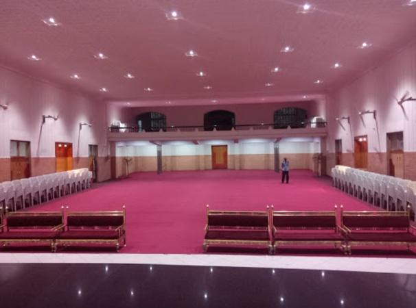 Chandra Sagar Kalyana Mahal Jayanagar Bangalore - Banquet Hall