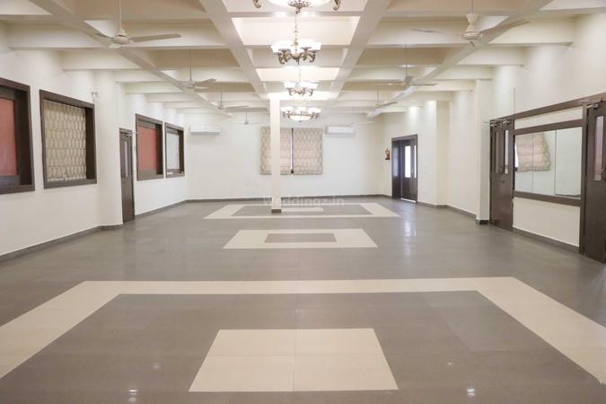 Hotel Nirmal Residency Lalghati Bhopal - Banquet Hall