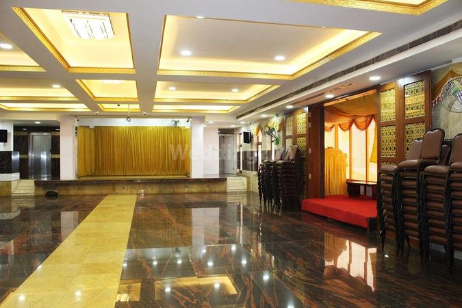 Raj Palace T Nagar Chennai - Banquet Hall