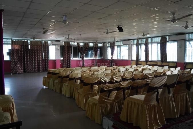 Hotel Parashuram Garchuk Guwahati - Banquet Hall
