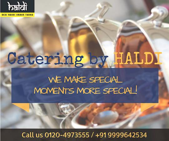 Catering by Haldi | Delhi | Caterers