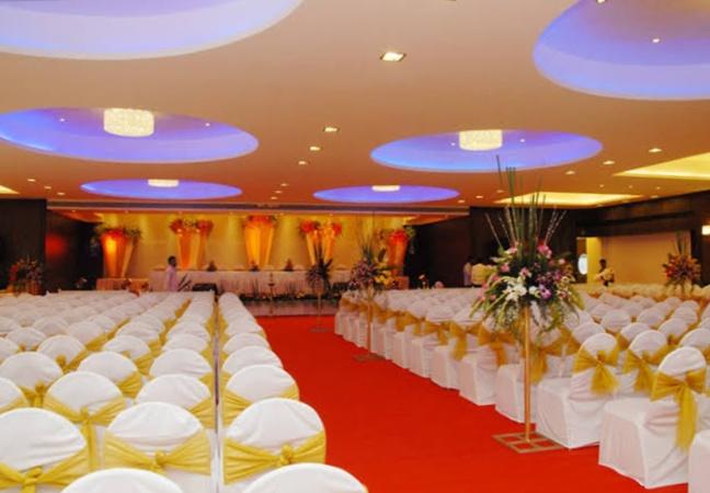 Choudhary Banquet Hall Andheri East Mumbai - Banquet Hall