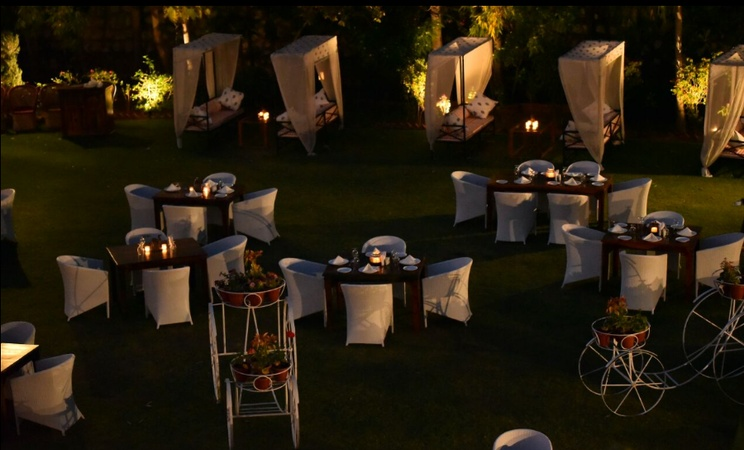 Green Lagoon Mansarovar Jaipur - Banquet Hall