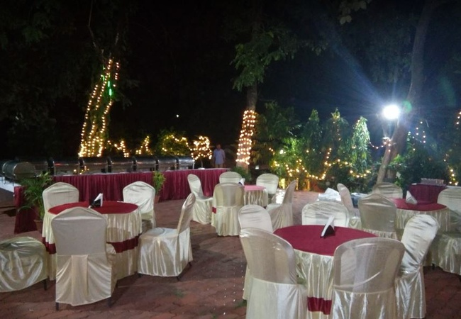 The Residency Tourist Resort GS Road Guwahati - Banquet Hall
