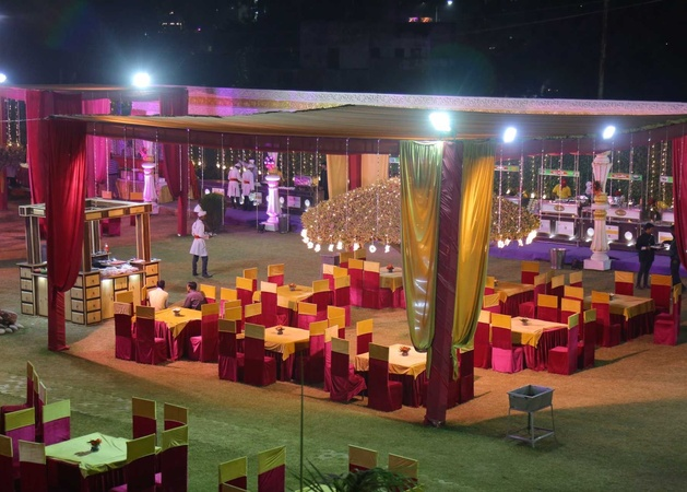 Omega Greens Banquet And Lawn Raj Nagar Extension Ghaziabad - Banquet Hall