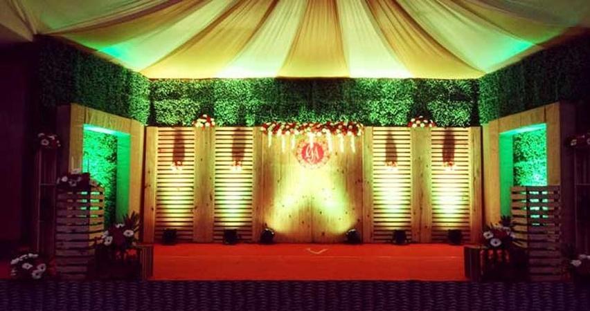 AJ Hall Kaloor Kochi - Banquet Hall