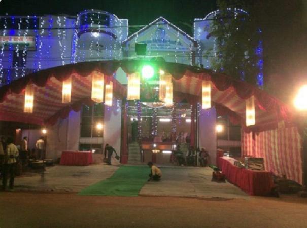 Batham Palace Rajajipuram Lucknow - Banquet Hall