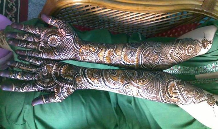 Mahek Mehndi Artist | Bangalore | Mehendi Artists