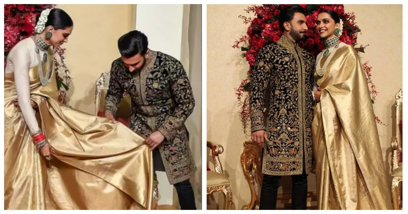 Tiny details about Deepika Padukone & Ranveer Singh's Bangalore Reception which made it a class apart!