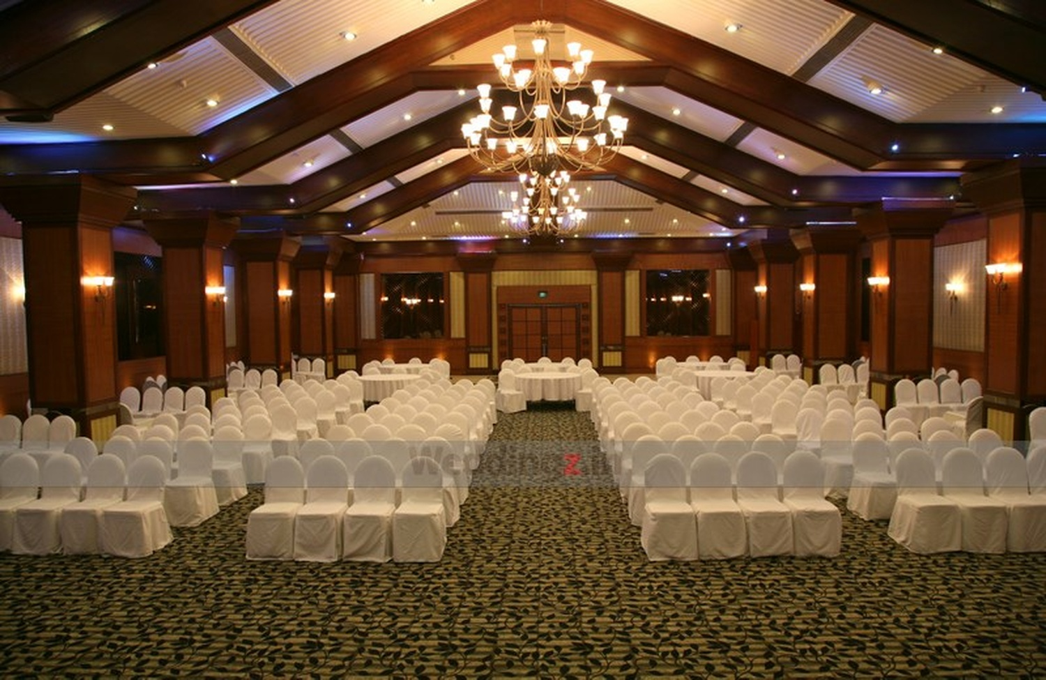 The Atria Hotel Cunningham Road Bangalore Banquet Hall Wedding