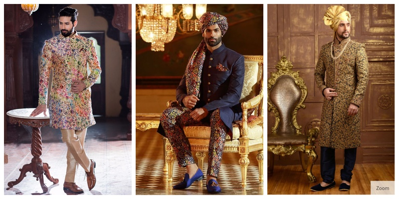 20 Wedding Dresses for men in India which are totally in now!