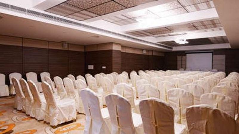 Hotel Nangi's Pride Jawahar Circle Jaipur - Banquet Hall