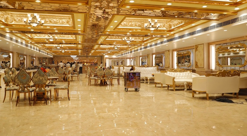 The Royal Dreams Banquet Dabri Delhi - Banquet Hall