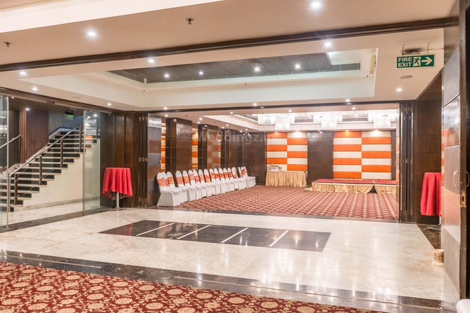 Clarks Inn Sector 15 Gurugram - Banquet Hall