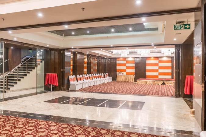 Clarks Inn Sector 15 Gurugram - Banquet Hall