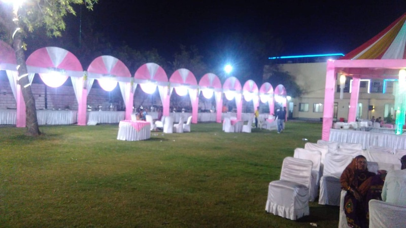 Amar Palace Vidhan Sabha Road Raipur - Banquet Hall