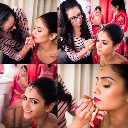 Tejasvini Chander | Delhi | Makeup Artists